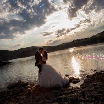 Photographe Mariage Var | Trash the Dress d'Anais et Remy