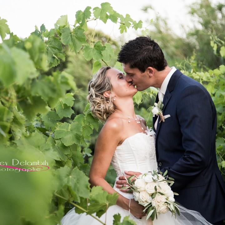 Photographe mariage au Château de L'Aumérade | Pierrefeu du Var | Amandine & Jérémy