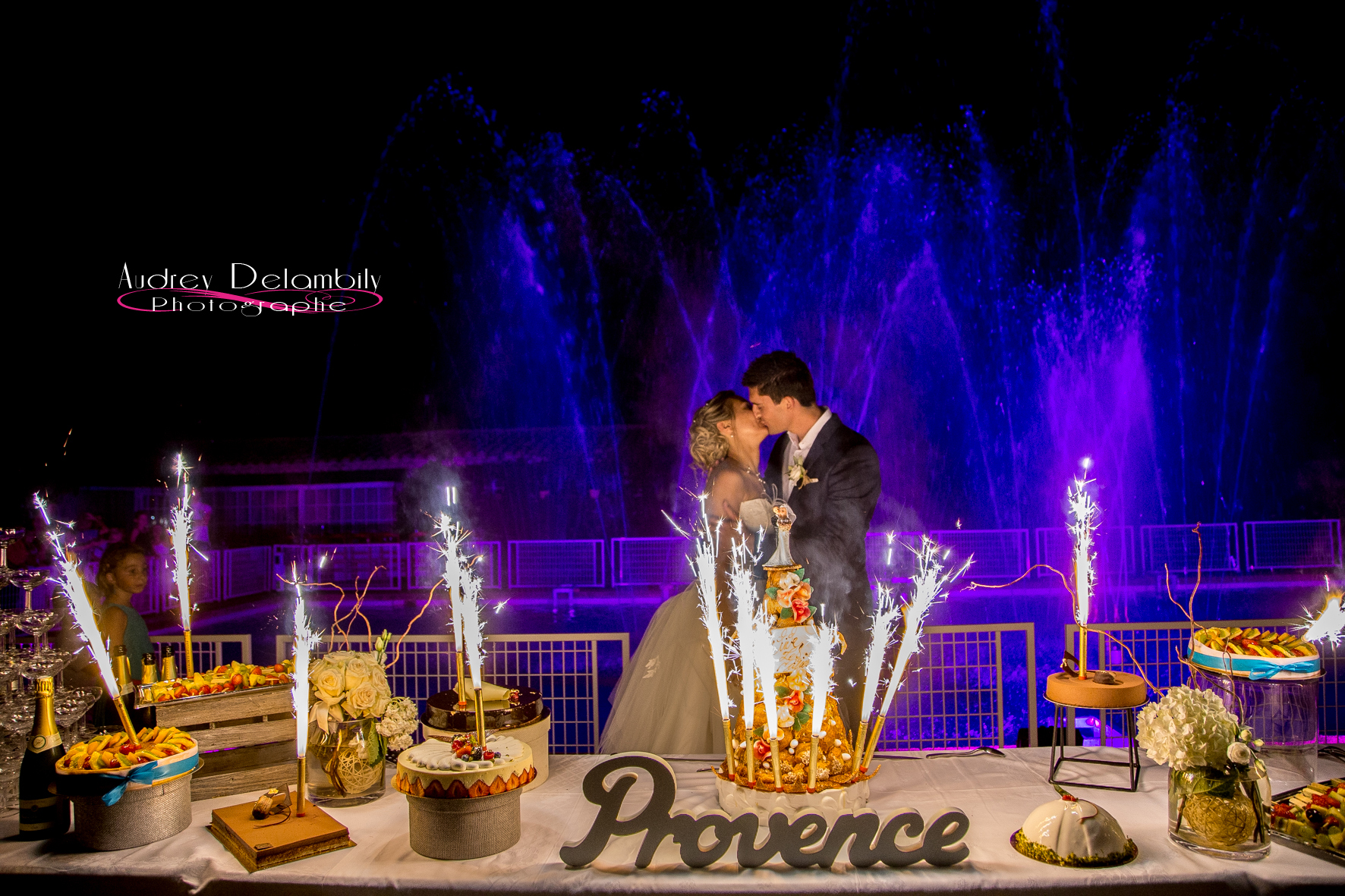 photographe mariage pavillon sully aumerade pierrefeu audrey delambily - Chateau De Sully Mariage