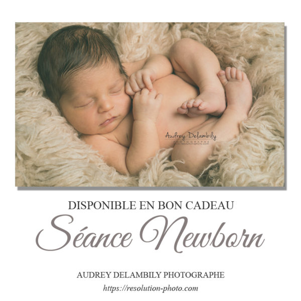 Séance photo de bébé et nouveau-né à Toulon dans le Var - Audrey Delambily Photographe