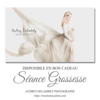 Séance Photo Femme enceinte pour Grossesse - Audrey Delambily Photographe