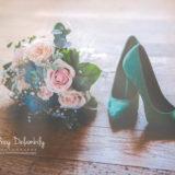 bouquet-mariage-chaussures-dordogne-domaine-essendieras