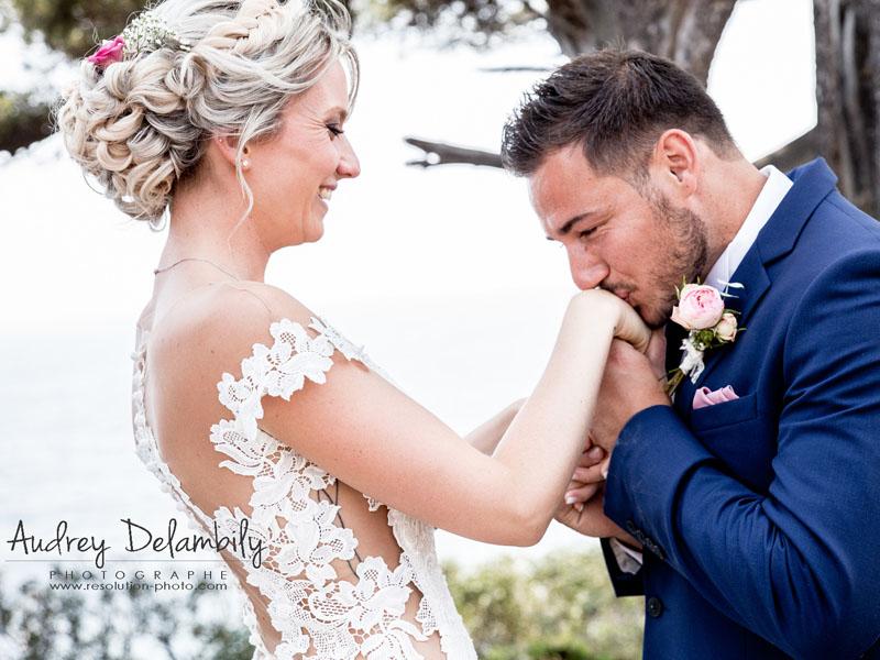 Rencontre des futurs mariés avant la cérémonie civile