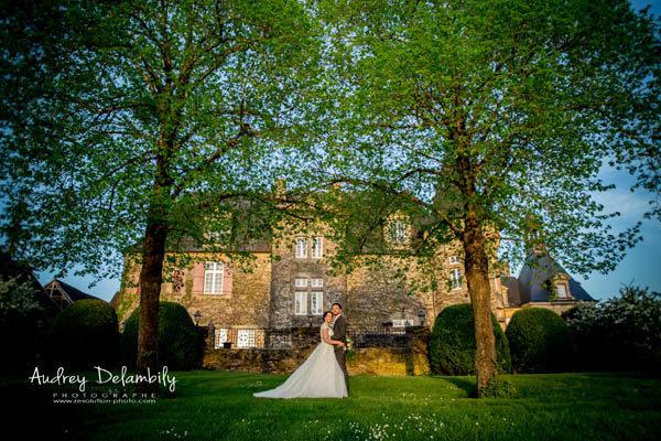 Mariage au Domaine d'Essendiéras en Dordogne