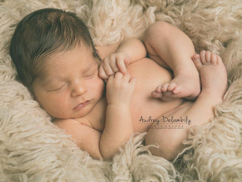 séance photo nouveau-né à toulon