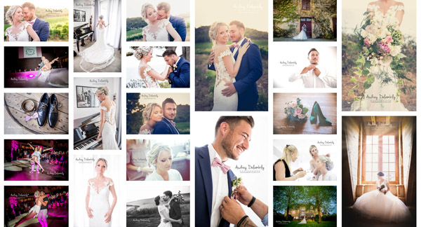Photographe mariage ollières