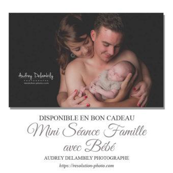 mini seance photo famille avec bebe toulon
