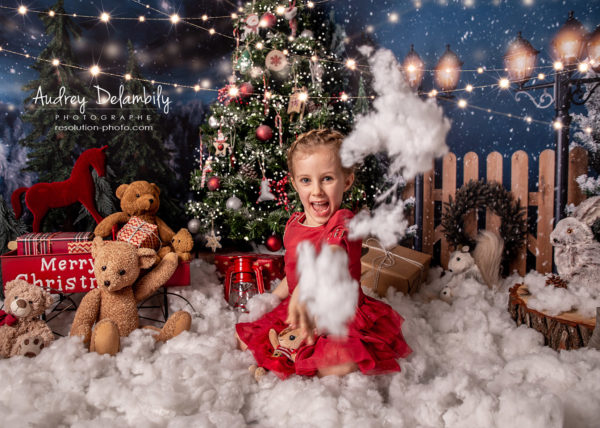 seance photo noel enfants